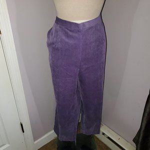 Alfred Dunner Ankle Pants Size 22W